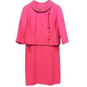 Colonial Shop Sportswear Dresses - Colonial Shop Sportswear Vintage Dress Suit